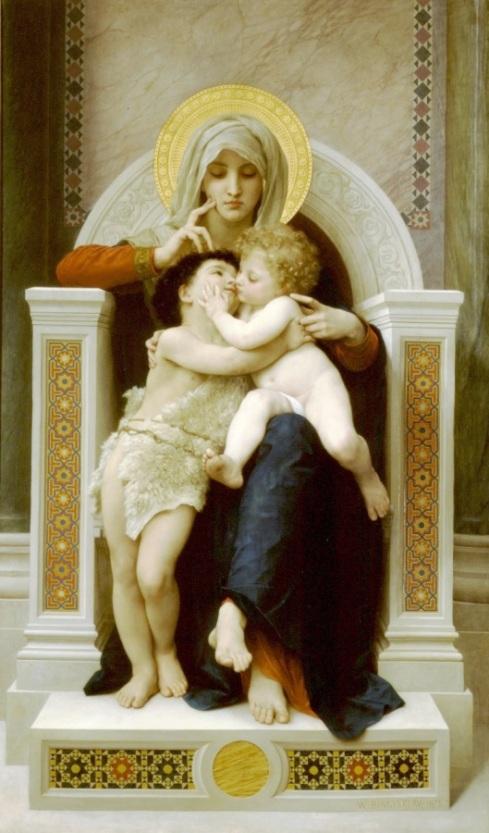 1875_Bouguereau-Vierge-Jésus-SaintJeanBaptiste