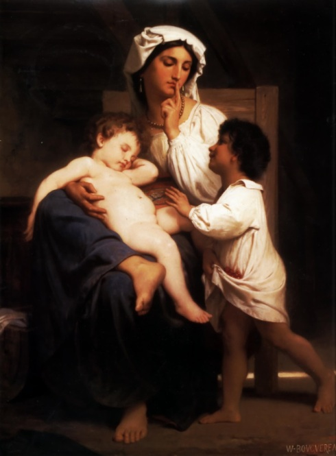 bouguereau_william_asleep_at_last