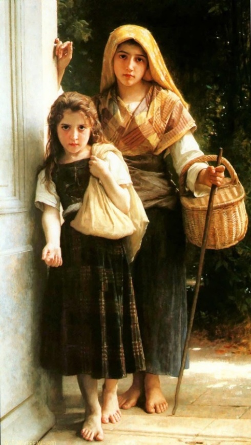 bouguereau_william_little_beggars
