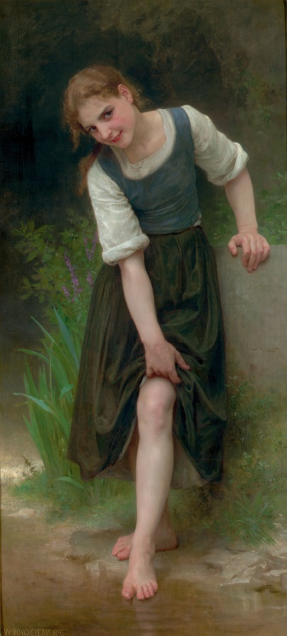 bouguereau_william_the_ford