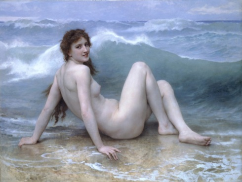 bouguereau_william_the_wave