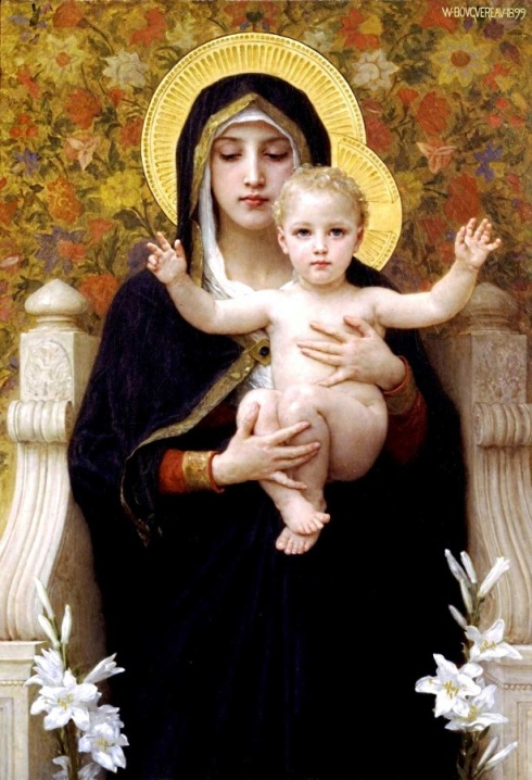 the-madonna-of-the-lilies-1899