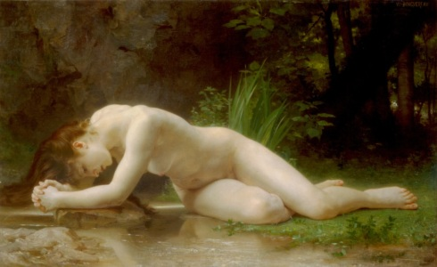 William-Adolphe Bouguereau - Biblis, 1884